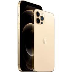 Smartphone Apple iPhone 12 Pro Max 128GB iOS Câmera Tripla
