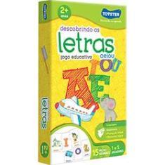 Imagem de Jogo Descobrindo As Letras A E I O U Toyster
