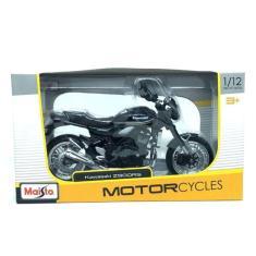 Imagem de Moto Kawasaki Z-900 RS - Miniatura - Escala 1/12 - MAISTO