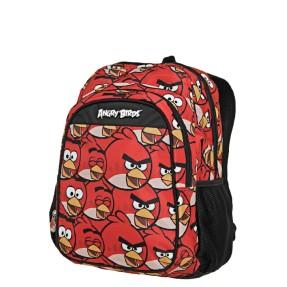 Mochila Santino Angry Birds com Compartimento para Notebook Angry Birds ABN13003K03