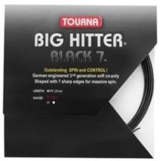 Imagem de Set de Corda Tourna Big Hitter Black 7 1.25 - 12M