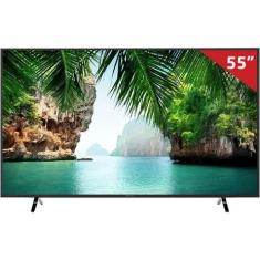 "Smart TV LED 55"" Panasonic 4K 55GX500B 3 HDMI"