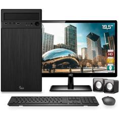 """Imagem de PC 3Green Triumph Business P2720 Intel Celeron J1800 4 GB 500 Linux 19,5"""""""
