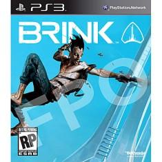 Jogo Brink PlayStation 3 Bethesda