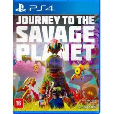Imagem de Jogo Journey to the Savage Planet PS4 505 Games