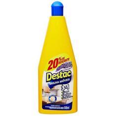 Imagem de Destac, Brilha Móveis 3 em 1,Perfumado Lavanda, 500 ml