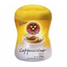 Imagem de Cappuccino Diet 3 Corações 150G