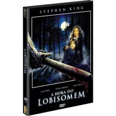 Imagem de Dvd A Hora Do Lobisomem - Silver Bullet - Stephen King