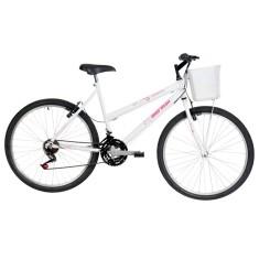 Foto Bicicleta Mormaii 21 Marchas Aro 24 Freio V-Brake Fantasy 94afbc7a255be