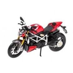 Imagem de Miniatura Moto Ducati Streetfighter S 1:12 - Maisto