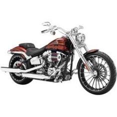 Imagem de Moto Harley Davidson Cvo Breakout 2014 - Miniatura Em Metal