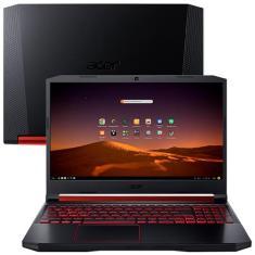 "Notebook Gamer Acer Aspire Nitro 5 AN515-54-79YX Intel Core i7 9750H 15,6"" 16GB SSD 512 GB"