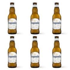Imagem de PACK 6 Cerveja Importada Hoegaarden 330 ml - melhor do Mundo
