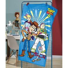Imagem de Toalha de Banho Aveludada Infantil Toy Story 07 Dohler