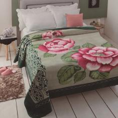 Imagem de Cobertor Casal Jolitex Kyor Plus Carini 1,80X2,20M