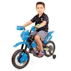 Imagem de Moto Elétrica Homeplay Infantil Motocross  - 241