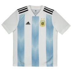 a09edb685 Fotos (2). 0  1. Camisa Torcedor Infantil Argentina I 2018 19 Adidas