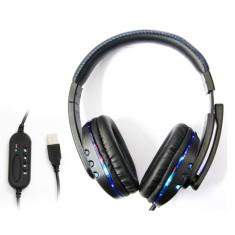 Headset com Microfone Knup KP-359