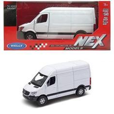 Imagem de Mercedes-Benz Sprinter Panel Van - Nex Models - 1/39 - Welly