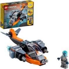 Imagem de Lego Creator 31111 Ciberdrone - Lego