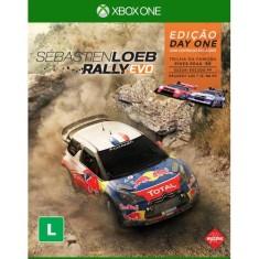 Jogo Sébastien Loeb Rally Evo Xbox One Milestone