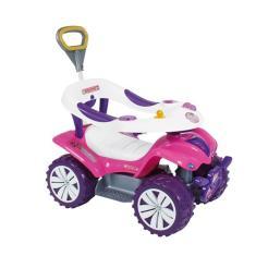 Imagem de Empurrador Carrinho De Passeio Sofy Car Triciclo Infantil