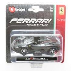 Imagem de Ferrari Laferrari Aperta - Race & Play - 1/43 - Bburago