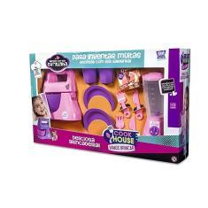 Imagem de Cook House Kit Batedeira e Liquidificador 11pçs Zuca Toys