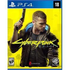Jogo Cyber Punk 2077 PS4 Warner Bros
