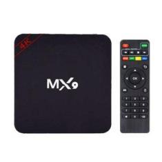 Imagem de Smart TV Box MX9 32GB 4K Android TV