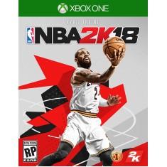 Jogo NBA 2K18 Xbox One 2K