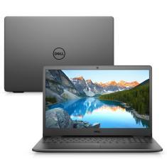 """Imagem de Notebook Dell Inspiron 3000 Intel Core i5 1035G1 10ª Geração 8GB de RAM SSD 256 GB 15,6"""" Linux i3501-U46P"""