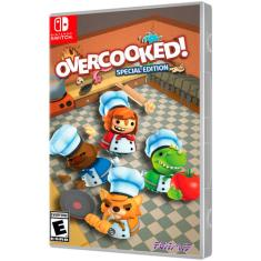 Jogo Overcooked Ghost Town Games Nintendo Switch