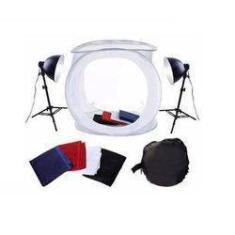 Imagem de Kit Mini Estúdio Fotográfico Com Tenda 40x40cm Para Foto Still E Produtos -  Greika - Pk-St07