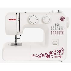 Máquina de Costura Doméstica Reta 1006P - Janome
