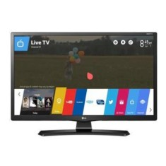 "Smart TV LED 23,6"" LG 24MT49S 1 HDMI USB"