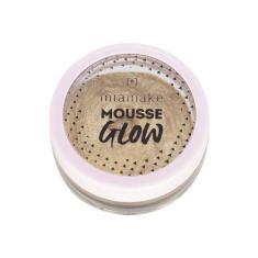 Imagem de Iluminador Mousse Glow Maquiagem Pele Mia Make Cor Gold