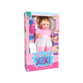 Imagem de Boneca Baby Faz Xixi Super Toys