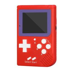 Imagem de Console de videogame portátil Videogame 8 bits retro, mini bolso interno 129 jogos