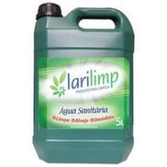 Imagem de Água Sanitária Para Limpeza - Larilimp Galão Com 5 Litros