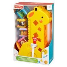 Imagem de Girafa e Blocos Fisher-Price Pick a Blocks B4253