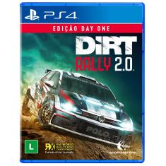 Jogo Dirt Rally 2.0 PS4 Codemasters