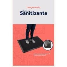 Imagem de Tapete Sanitizante - Proteção Contra Vírus e Bactérias - Tam. 60x40 - Cor