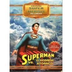 Imagem de DVD Coleção Super Heróis do Cinema - Superman vs. O Homem At