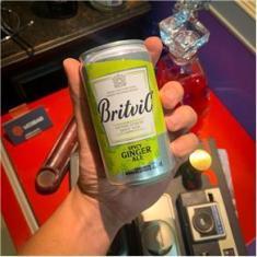 Imagem de Refrigerante de Gengibre Britvic 220ml
