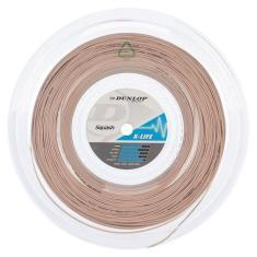 Imagem de Corda de Squash Dunlop X-Life 17l 1.22mm Nude - Rolo com 200 metros