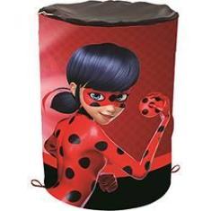 Imagem de Porta Objeto Portátil Ladybug - Zippy Toys