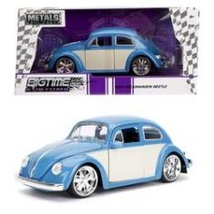 Imagem de 1959 Volkswagen Beetle Fusca  - Big Time Kustoms - 1/24 - Jada