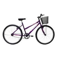 Imagem de Bicicleta Saidx Lazer Aro 26 Freio V-Brake Mono