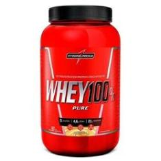Imagem de Whey Protein 100% Pure 907g Integralmedica